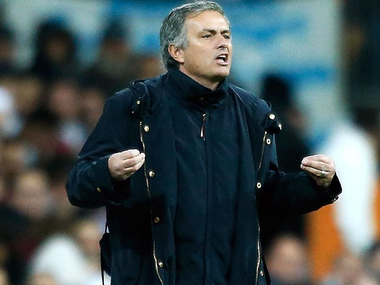 Jose Mourinho: Linked with a return to Chelsea