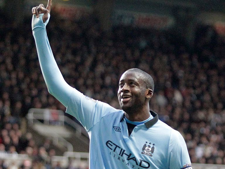 Yaya Toure: Hoping for a shift in the balance of power
