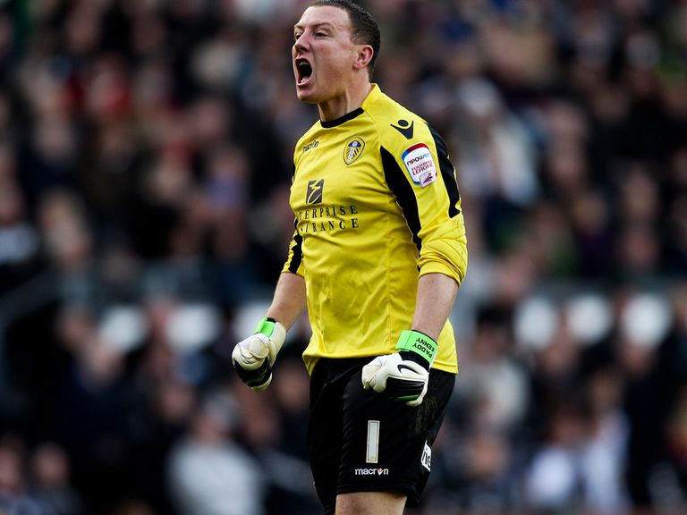 Paddy Kenny: Frustrated by his lack of first-team action