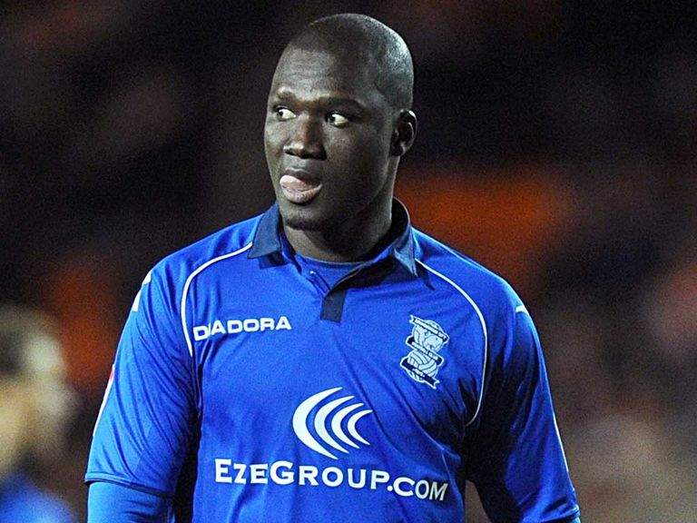Papa Bouba Diop: Short-term deal