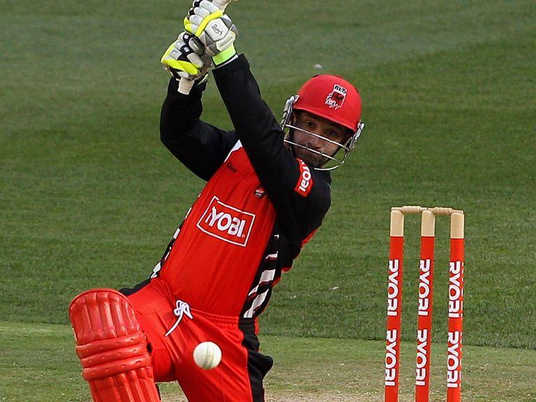 Hughes: Earned an Australia recall