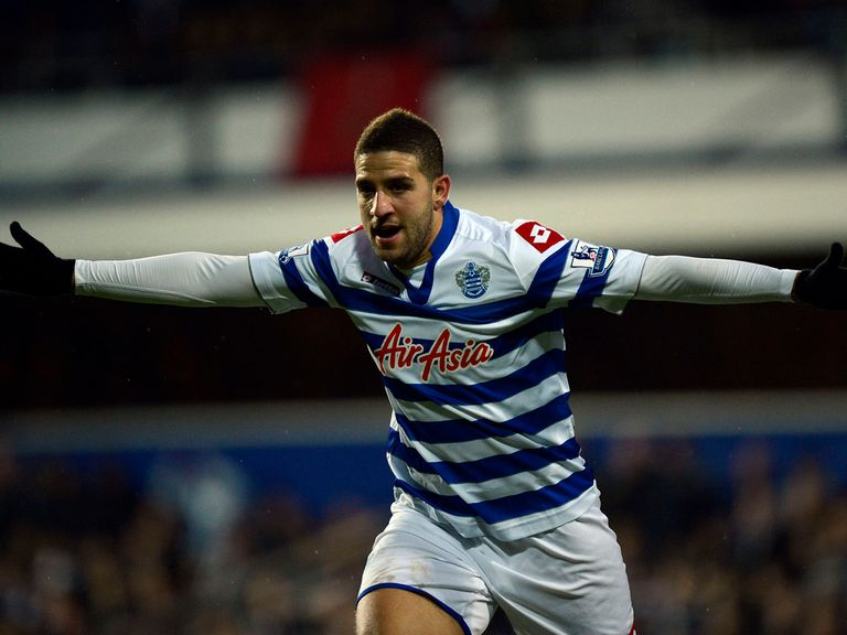 Adel Taarabt: Star man against Fulham
