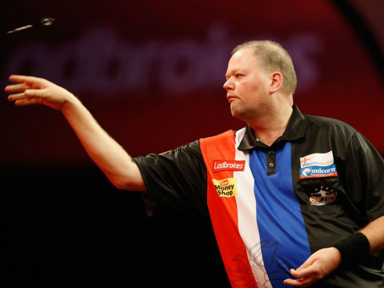 Raymond van Barneveld: Averaged over 108