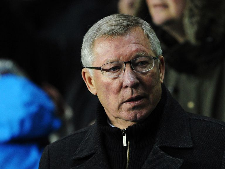Sir Alex Ferguson: Cautious ahead of derby clash