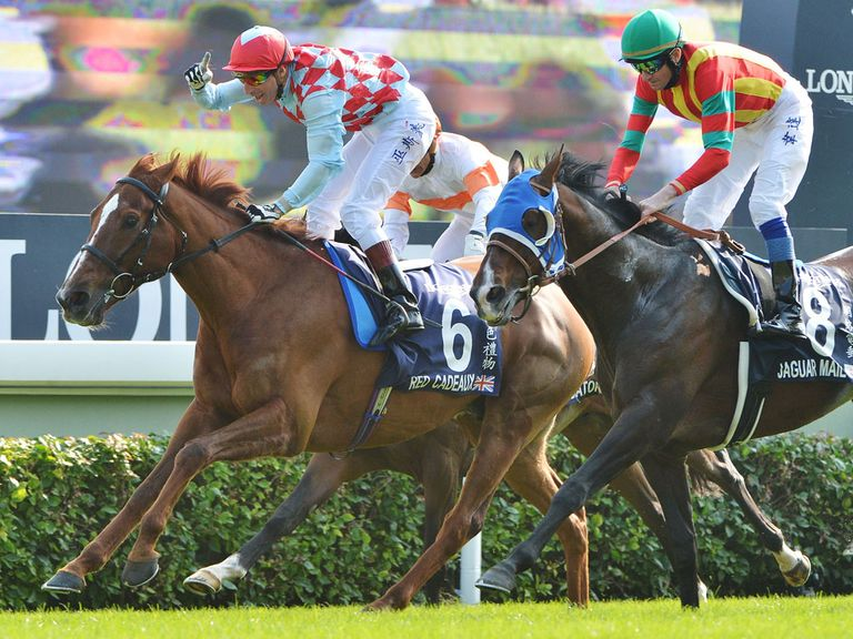 Red Cadeaux: Set for a culture shock