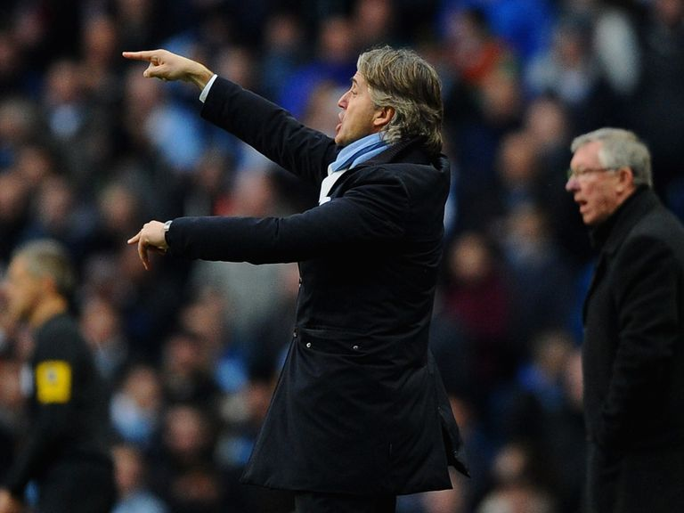 Roberto Mancini: In confident mood