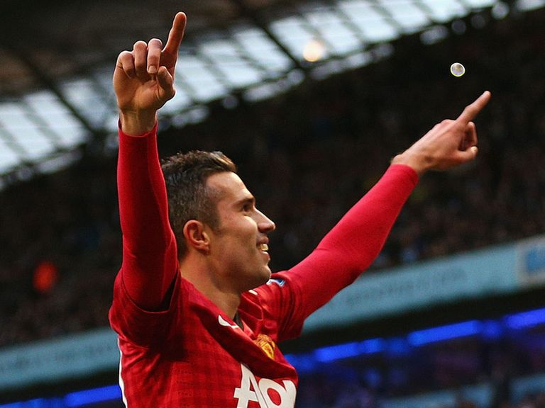 Robin van Persie: Strong start to life at Manchester United
