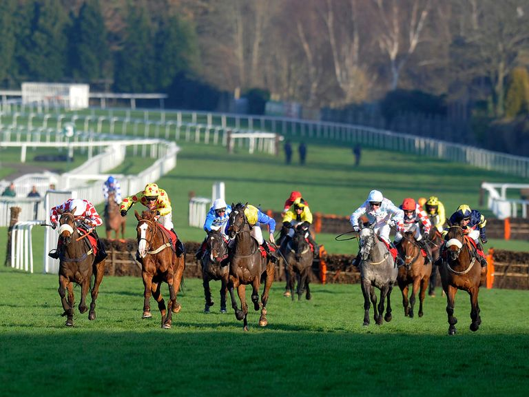 Sandown hurdle races are under threat