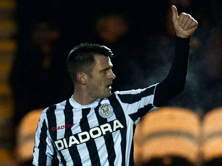 Steven Thompson: Delighted at final appearance