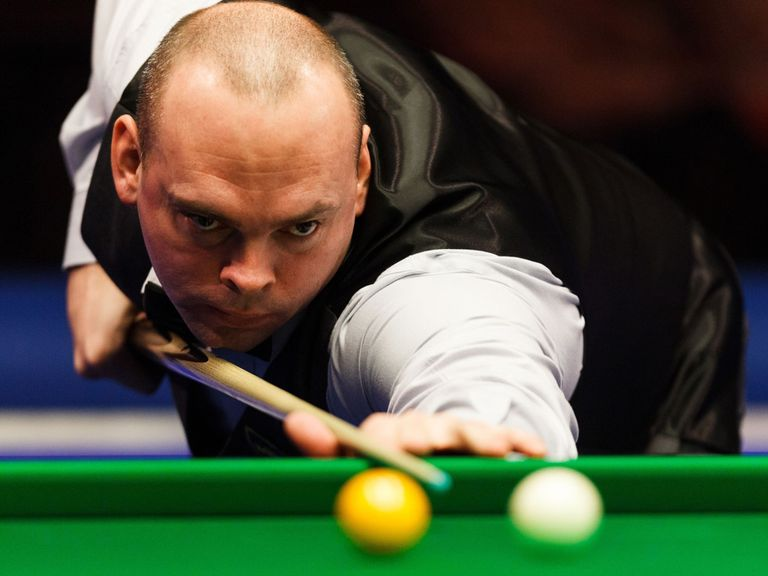 Stuart Bingham: Edged a dramatic semi-final clash