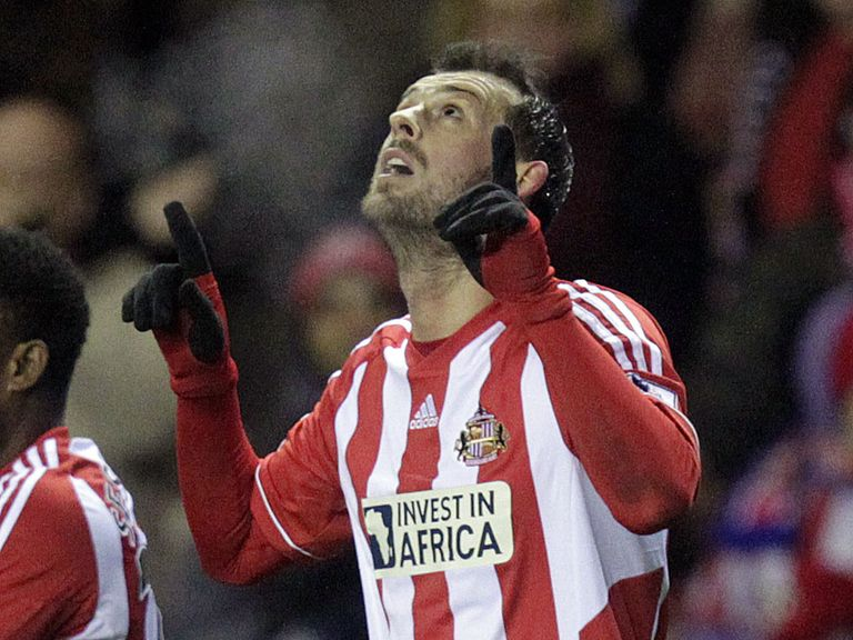 Steven Fletcher: Has impressed for Sunderland