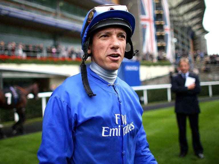 Frankie Dettori: Missing racing