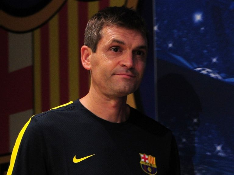 Tito Vilanova: Former Barcelona coach grateful for support
