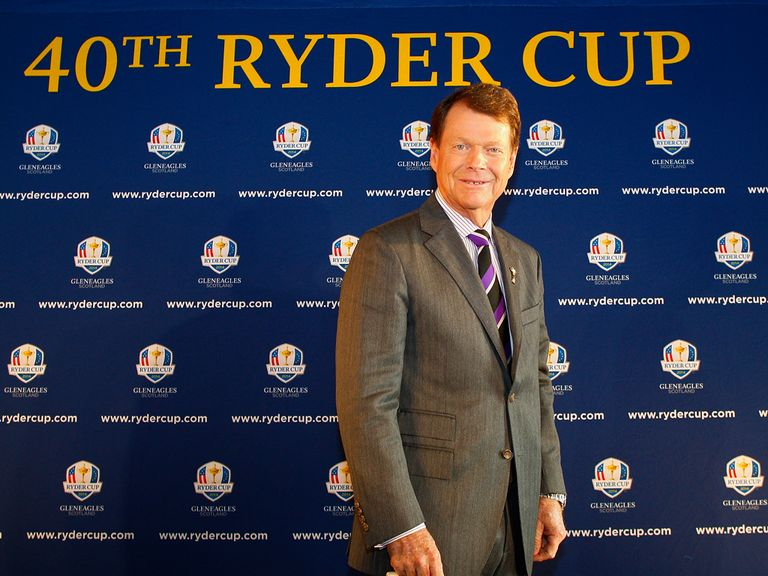 Tom Watson: American Ryder Cup captain