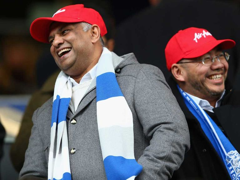Tony Fernandes: Redknapp is a special manager