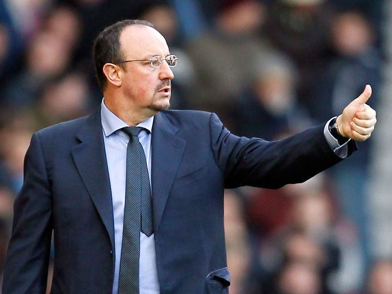 Rafael Benitez: Making the headlines again