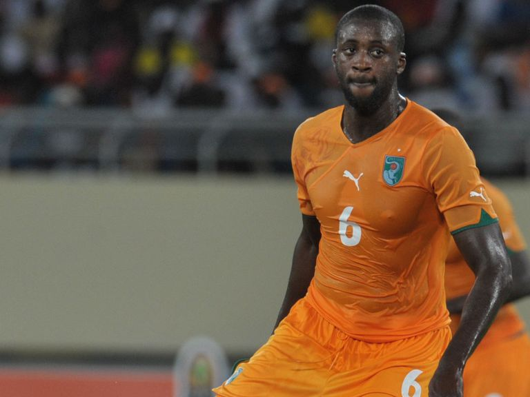 Yaya Toure: Expected to feature in African Nations Cup