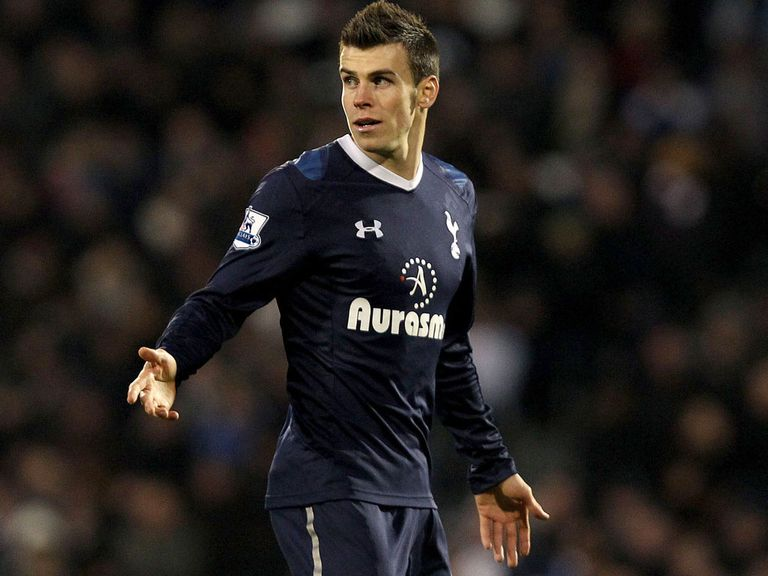 Gareth Bale: Has been sidelined for two weeks
