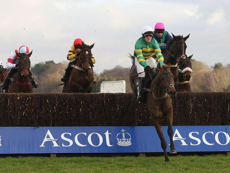 Eastlake on his way to victory for Tony McCoy and Jonjo O'Neill