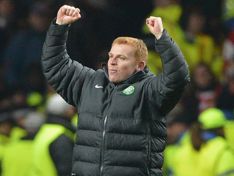Neil Lennon: The meeting was 'very productive;