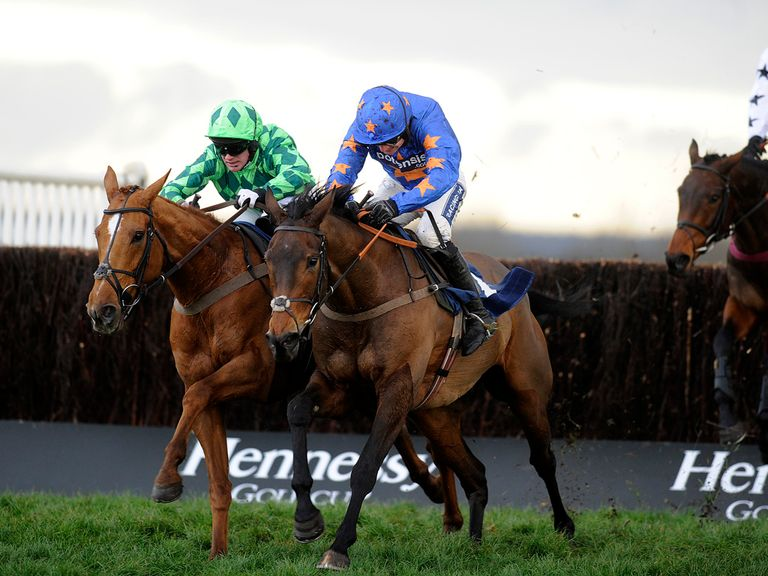 Rolling Aces (r): Can win the Racing Plus Chase