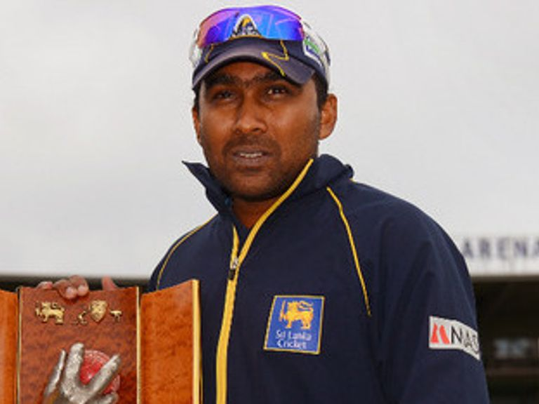 Jayawardene: Will hand reins to Mathews