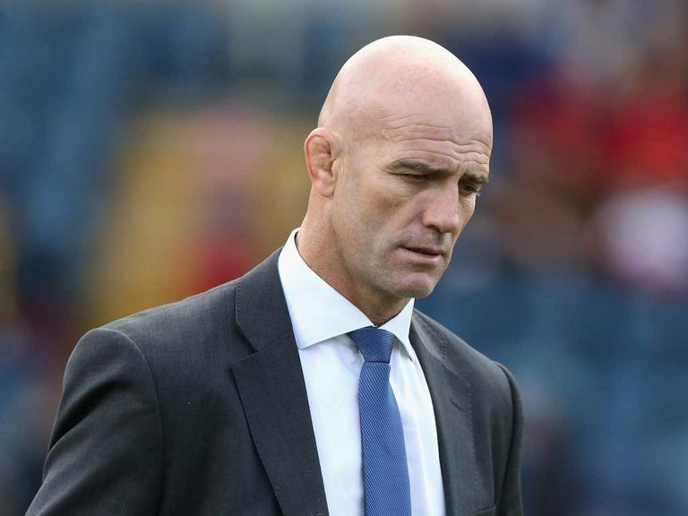 John Mitchell: Returns to South Africa