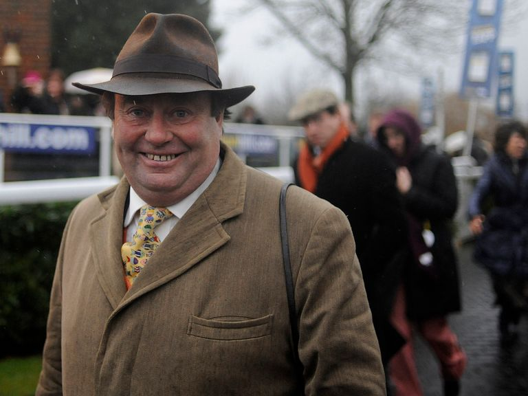 Nicky Henderson: Don't dismiss his outsider