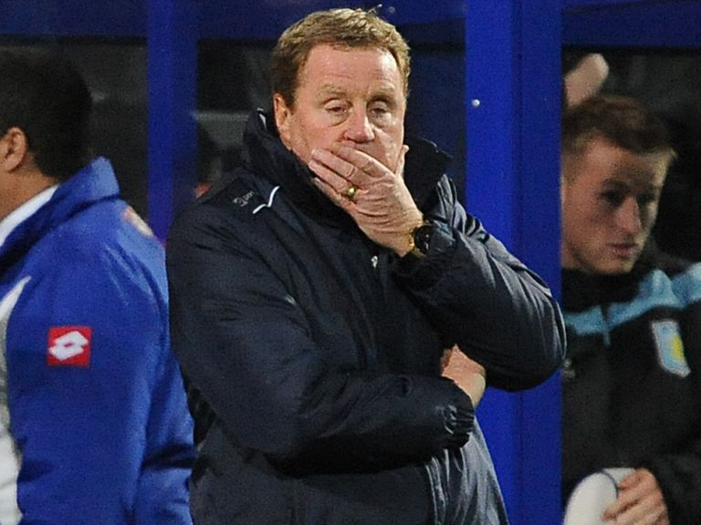 Redknapp's QPR will face West Brom on Boxing Day