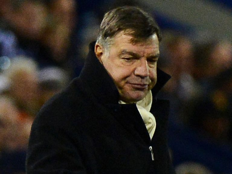 Sam Allardyce: Major injury problems
