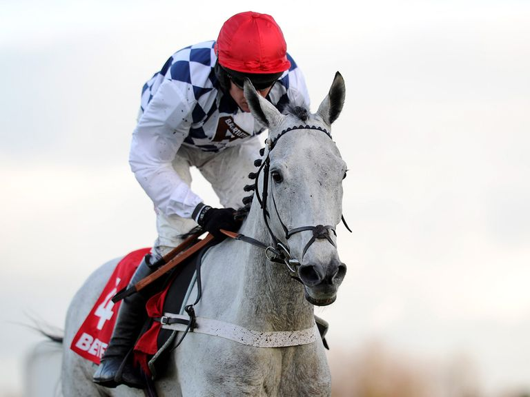 Simonsig was impressive on his debut over fences