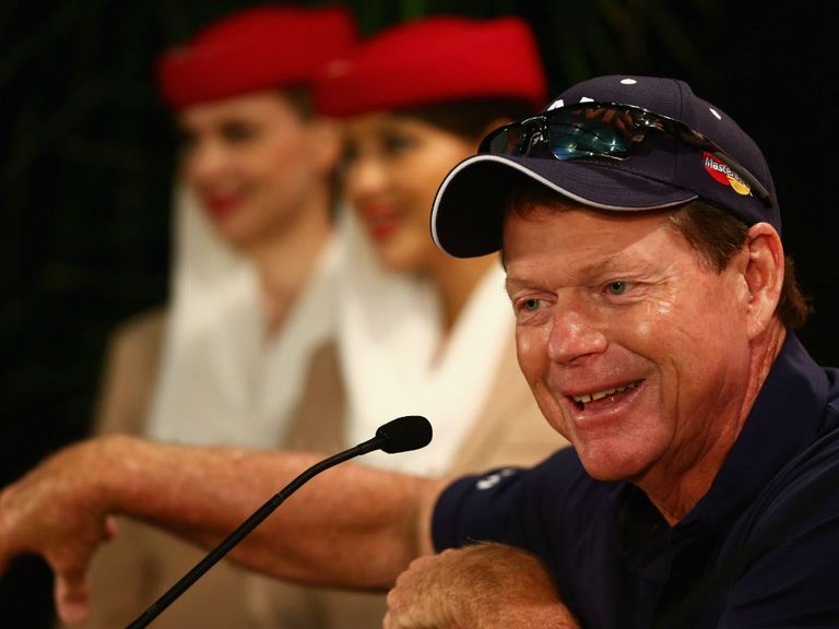 Tom Watson: Opposed to golf being an Olympic sport