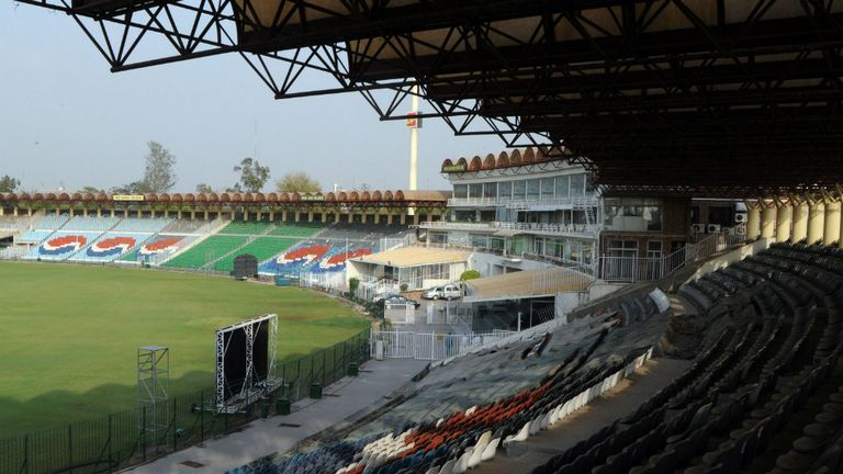 Gaddafi Stadium: Not deemed safe by FICA