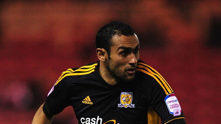Ahmed Elmohamady: Keen to join Hull on a permanent basis