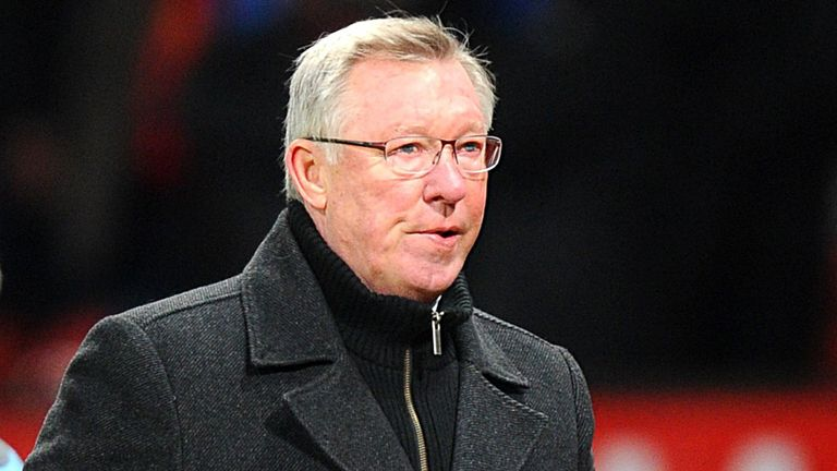 Alex Ferguson: Warns his Manchester United side not to become complacent