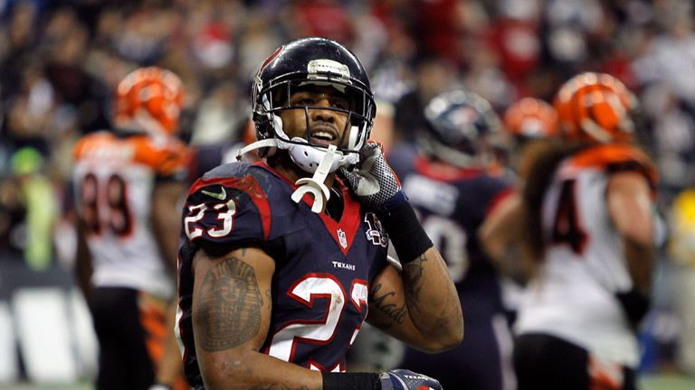 Arian Foster: Rushed for 140 yards and a touchdown in the Texans' 19-13 victory