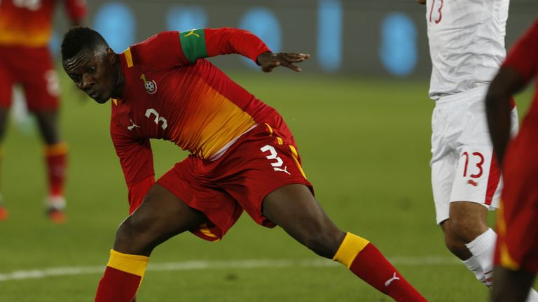 Asamoah Gyan: 'There are many strong teams, the strongest teams from all over Africa are coming together'
