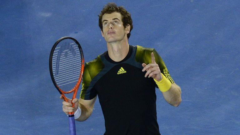Andy Murray: Will play Novak Djokovic in the Australian Open final