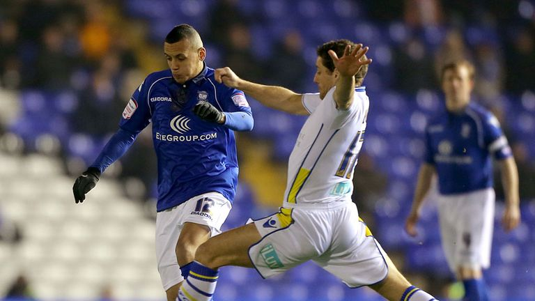 Ravel Morrison: Midfielder impressed during Birmingham's lacklustre season.