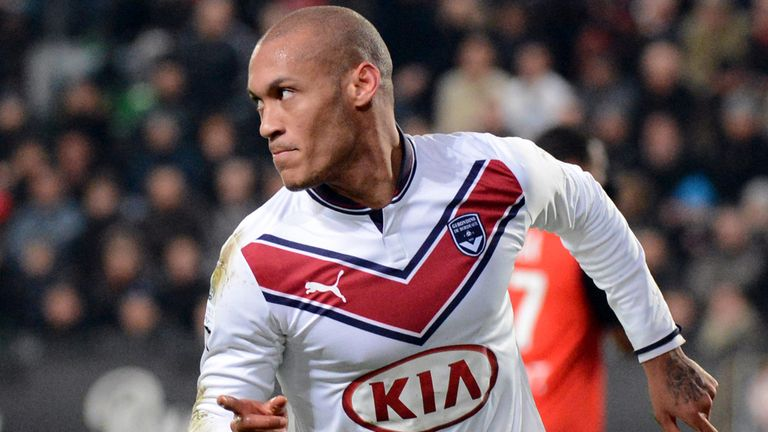 Yoan Gouffran: Closing on a move to Newcastle