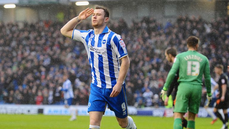 Ashley Barnes: Struck early opener