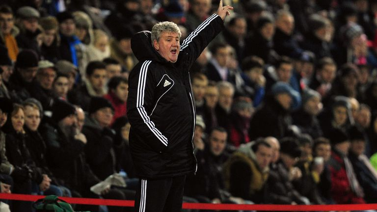 Steve Bruce: Heading to the Premier League again?