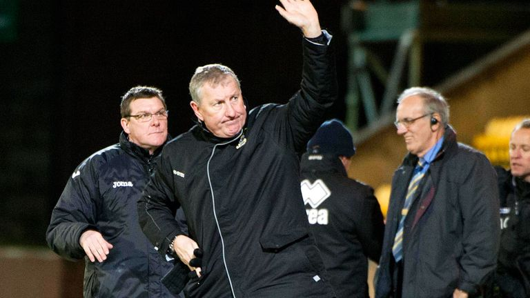 Terry Butcher: Hailed Inverness after a clinical victory over Aberdeen
