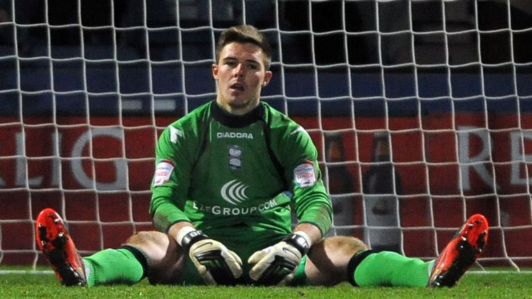 Jack Butland: Stoke have agreed fee with Birmingham for goalkeeper