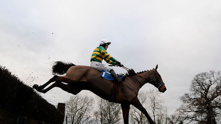 Cantlow: Could warm-up over hurdles ahead of the Festival
