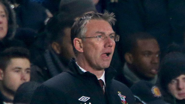 Nigel Adkins: Set to be named as new Reading manager