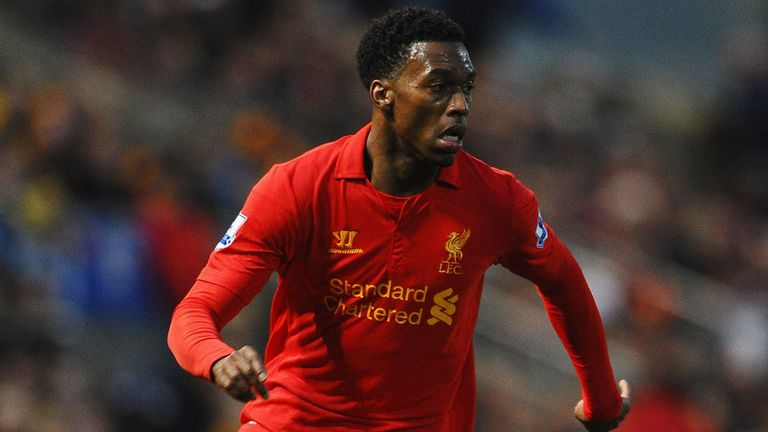 Daniel Sturridge: Back in action after ankle injury
