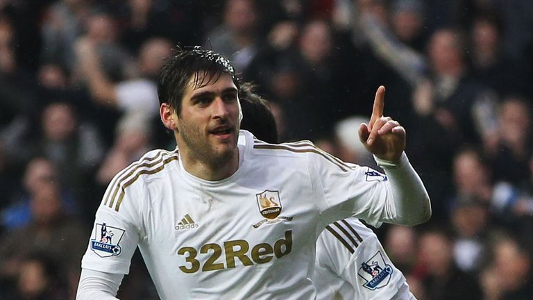 Danny Graham: May see out the transfer window at Swansea
