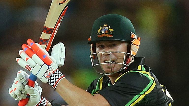 David Warner: Took offence at being linked with article