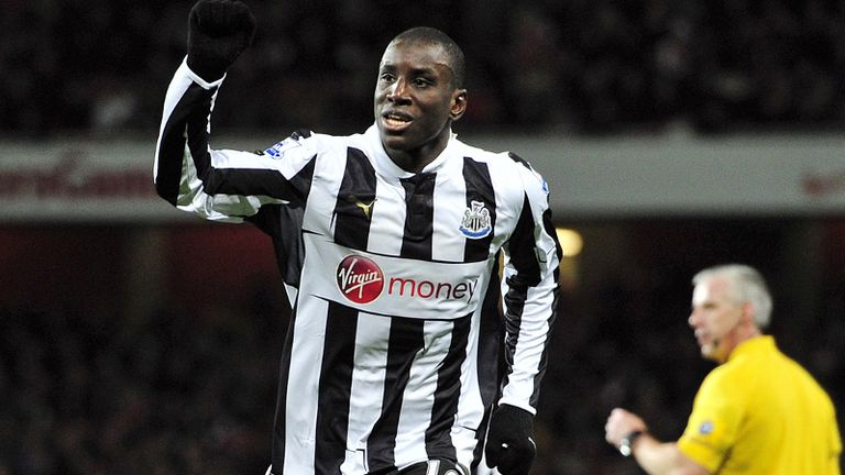 Demba Ba: Three-and-a-half-year deal agreed with Chelsea
